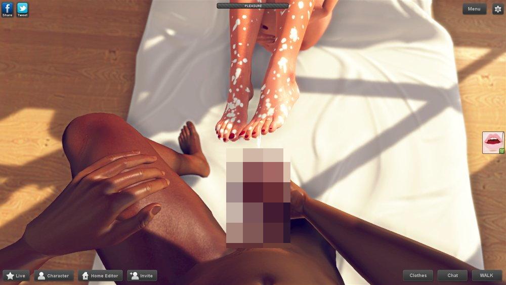 3DXChat Screenshot 12