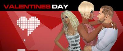 Red Light Center - Valentines Day