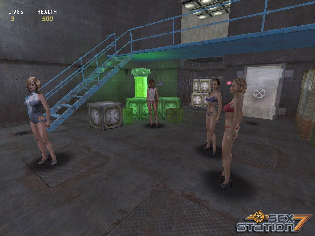 Sex Station 7 Screenshot 4