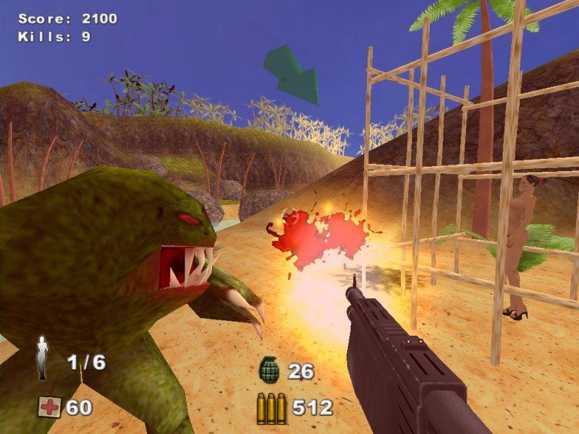 Sex Warrior 3D Screenshot 3
