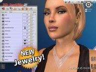 3D SexVilla 2 - Back Alley - New Jewelry
