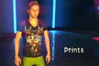 3DXChat - Cool Prints for Shirts
