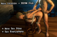 3DXChat - BDSM Club Location