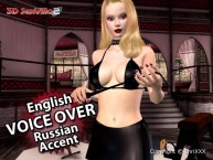 3D SexVilla 2 - Garden of Desire - English Voice Over Russian Accent