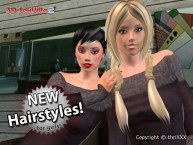 "3D SexVilla 2 - ""Winter is coming"" Content Update - New Hairstyles"