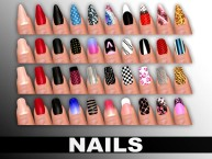 AChat - Fashion Nails