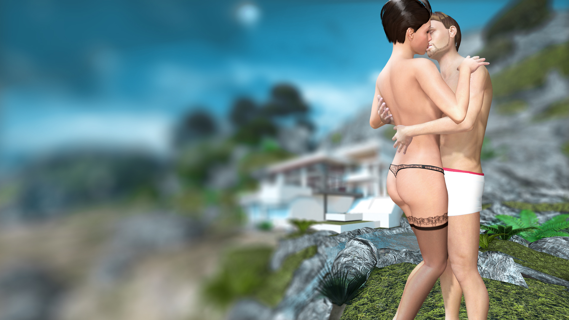 3d multiplayer sex games hentai scene